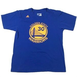 Stephen Curry Golden State Warriors Adidas Mens L